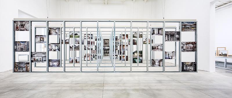 Unfinished, pabellón de España, comisariado por Carlos Quintáns e Iñaki Carnicero. Fotografía: Francesco Galli. Cortesía: La Biennale di Venezia.