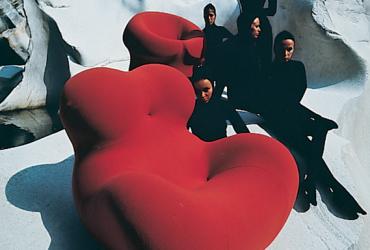 Radical design: la crítica desde el mobiliario