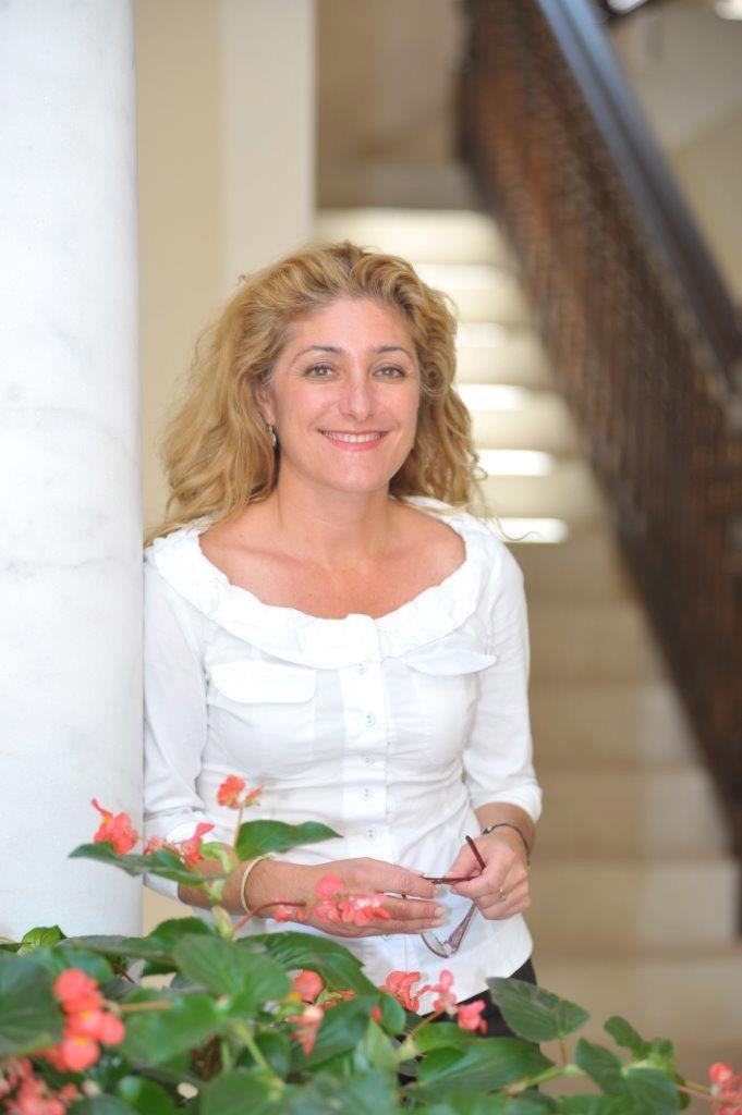 Lourdes Moreno, directora artística del Museo Carmen Thyssen de Málaga.