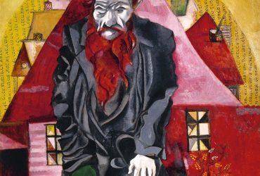 Los primeros pasos de Chagall