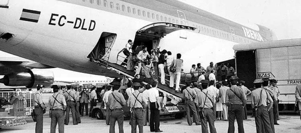 llegada-avion