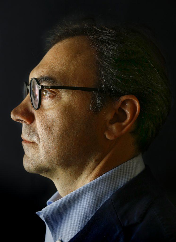 Jose Maria Francisco de Guinea. Todas las fotografías: Sergio Enríquez-Nistal.