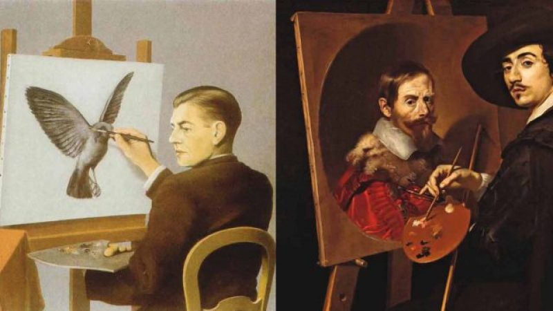Un diálogo entre Regnier y Magritte