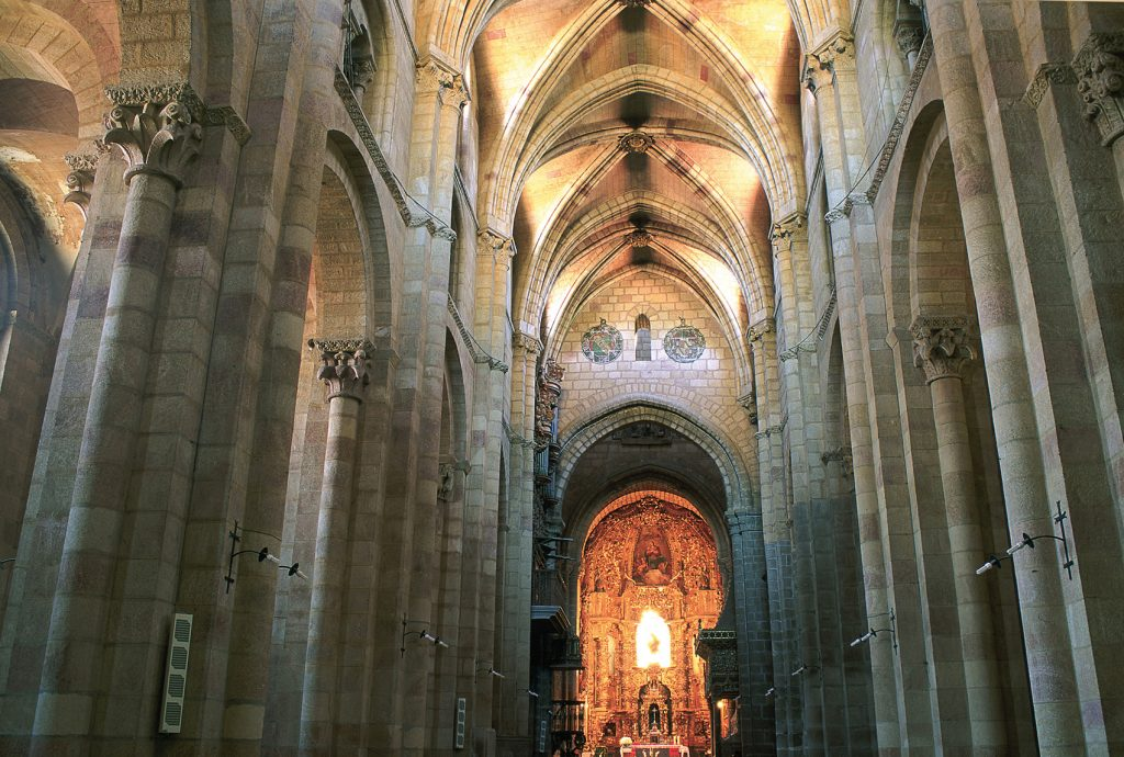 Catedral de Ávila.