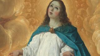 La belleza en las Inmaculadas del Siglo de Oro