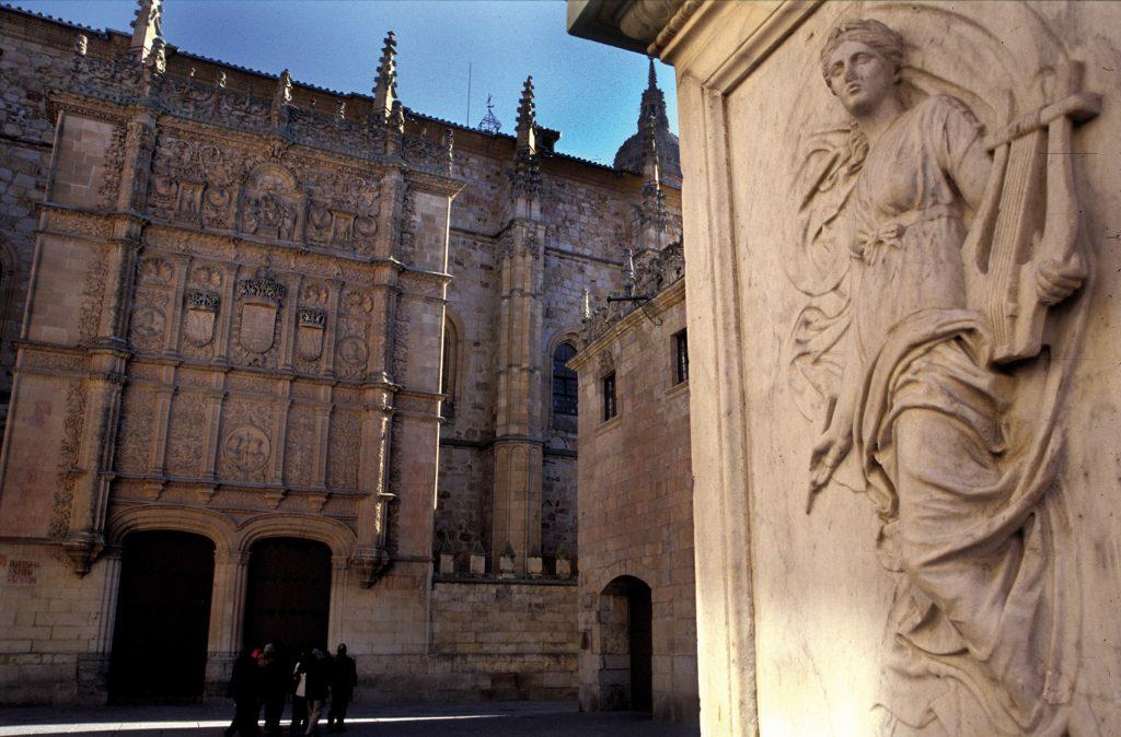 Casco histórico de Salamanca.