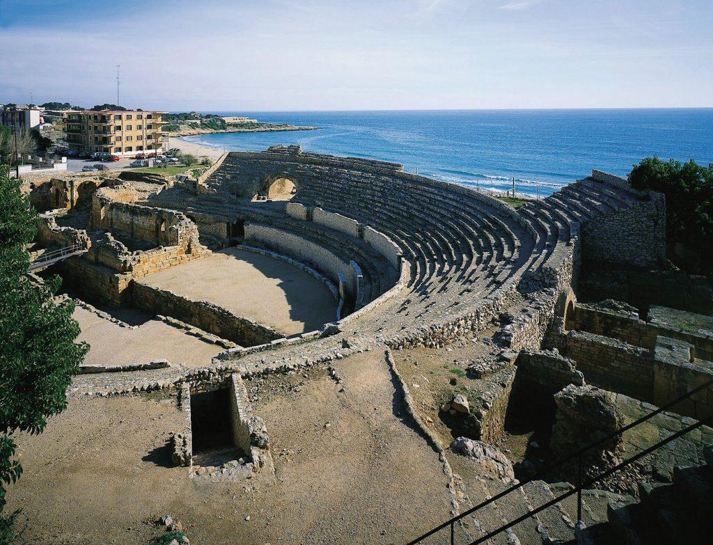 Anfiteatro de Tarragona.