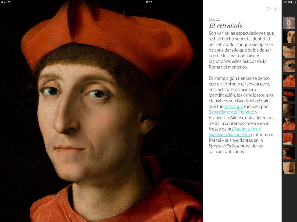 Todas las imágenes, cortesía Museo del Prado.