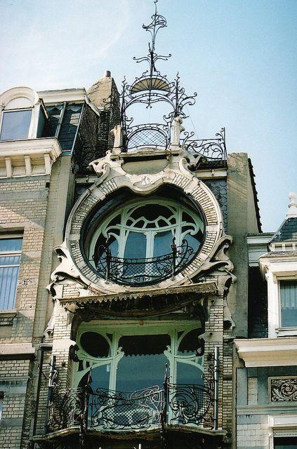 Hotel Saint Cyr, de Gustave Strauven.