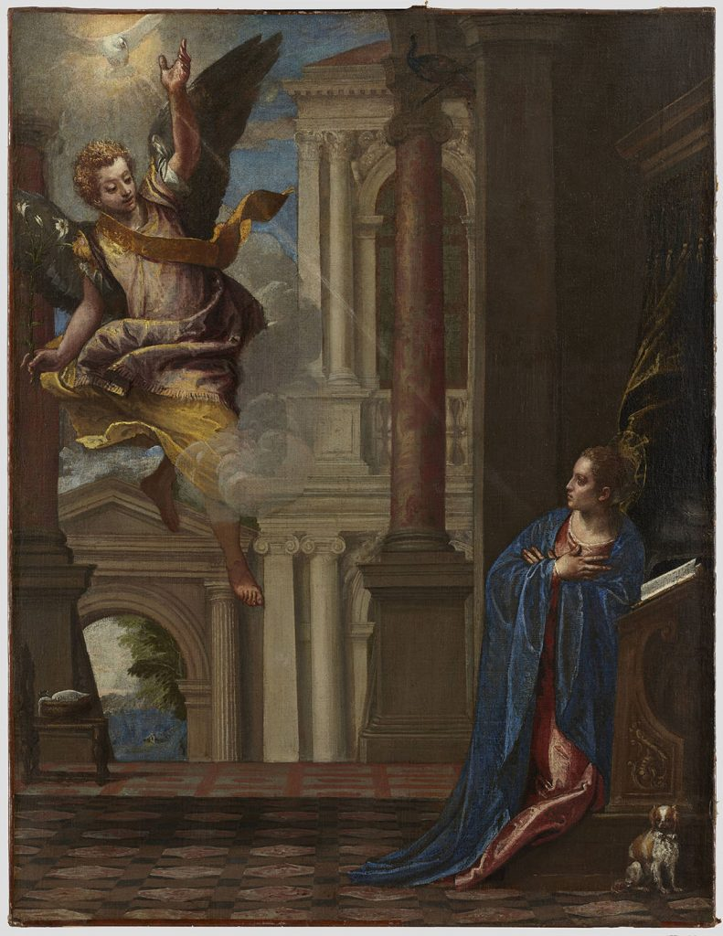 paolo-caliari-verones-i-la-anunciacion-i-c-1580-oleo-sobre-lienzo-110-x-86-5-cm-coleccion-thyssen-bornemisza-en-deposit