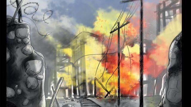 Los panzers de Sven Hassel al cómic