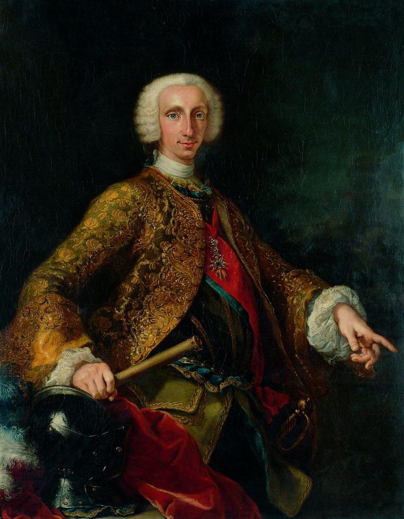 Don Carlos de Borbón, Colección Banco Santander.