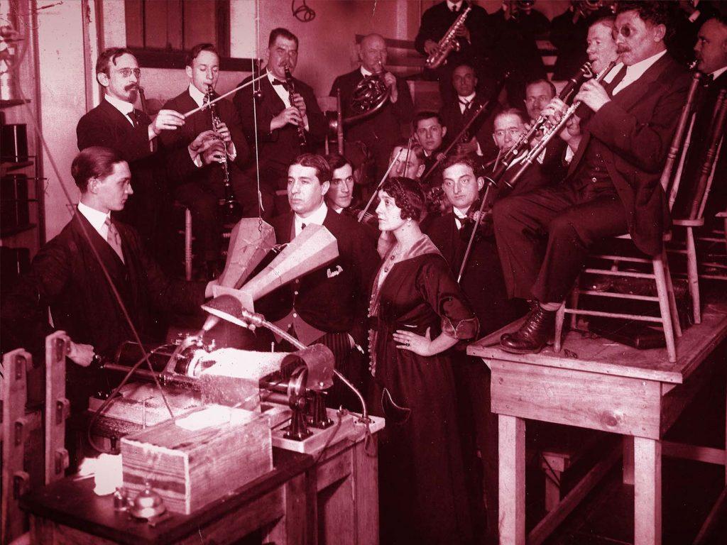 grabacion-en-el-estudio-pathe-de-nueva-york-1916-phonorama