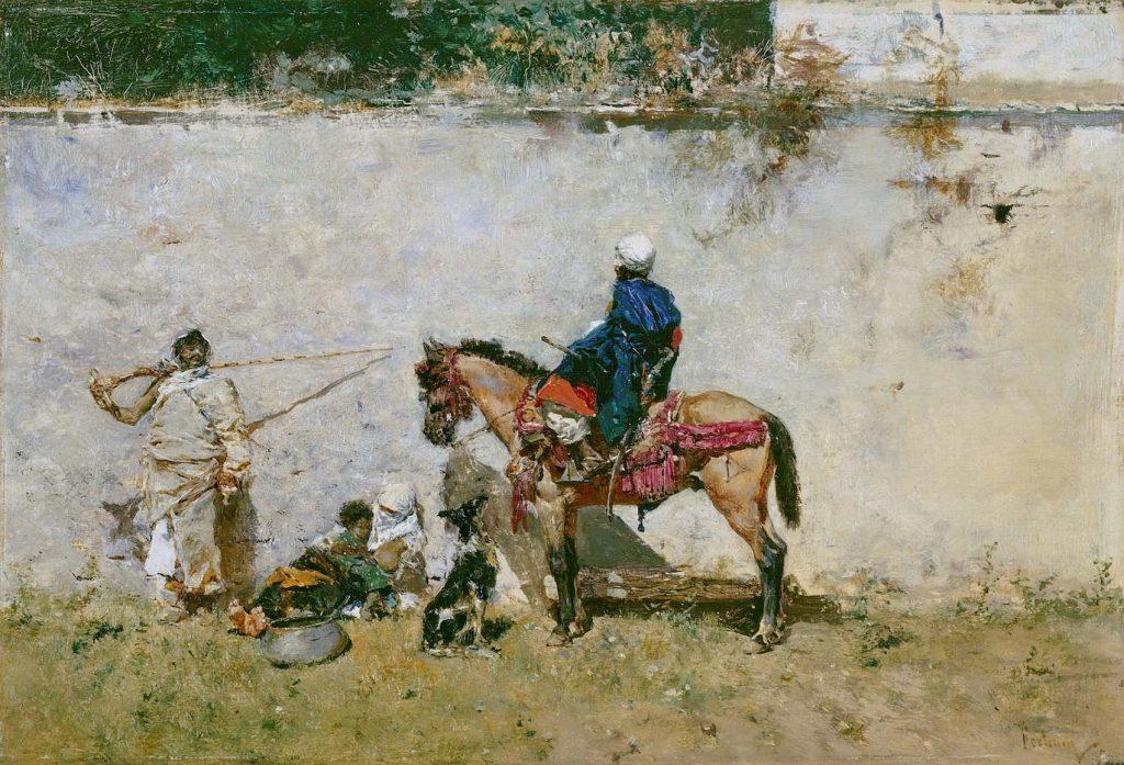 Marroquiés, Museo del Prado