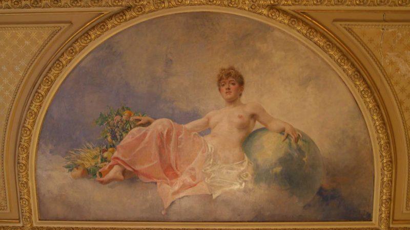 Artes decorativas en palacios