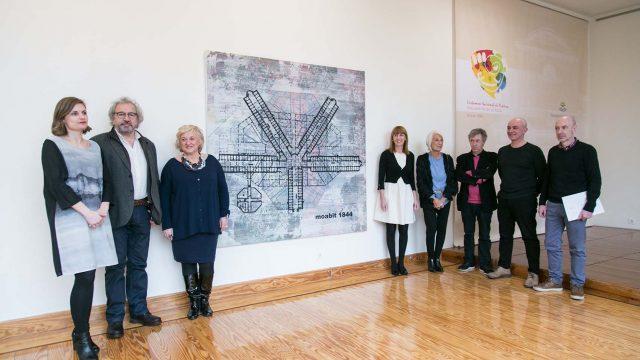 Iñaki Gracenea: Premio Pintura Parlamento de La Rioja