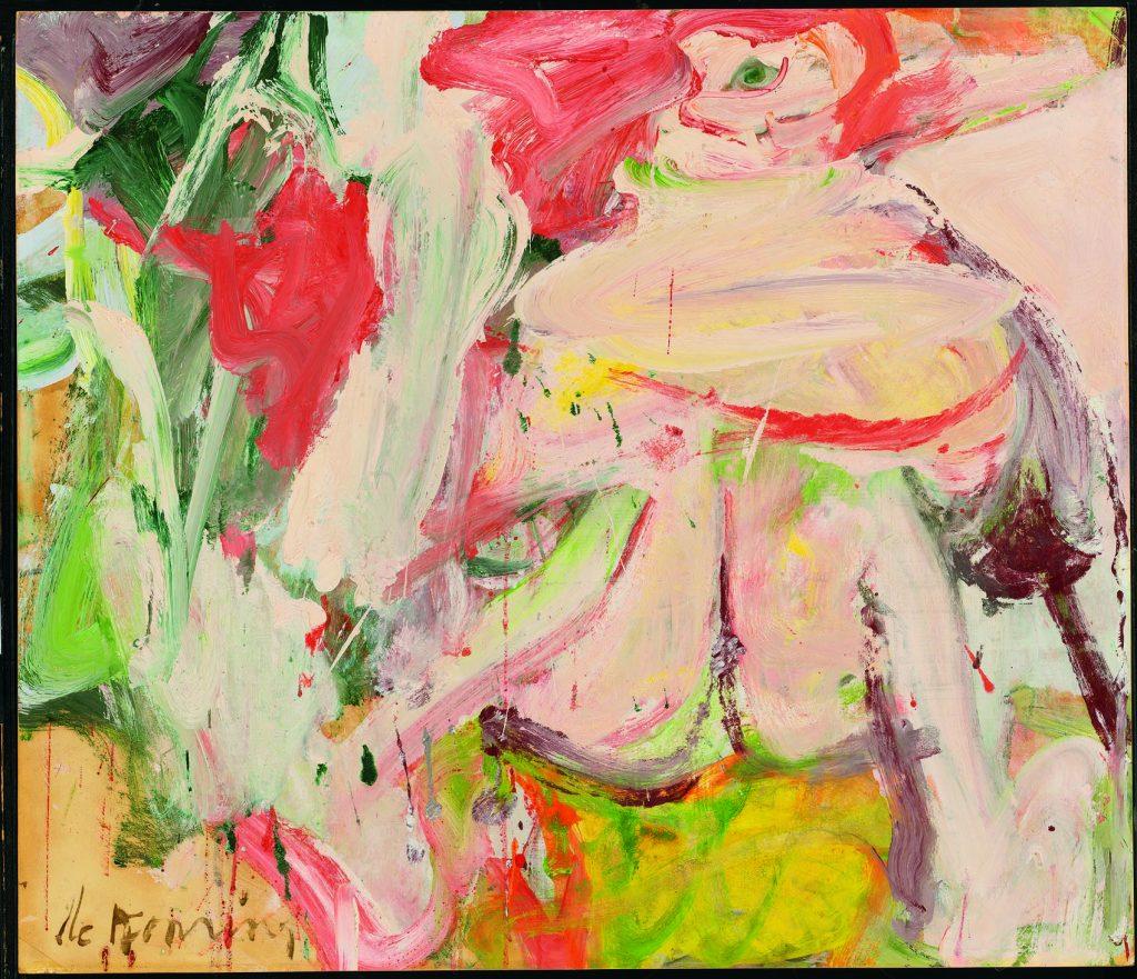 La celebración del expresionismo abstracto