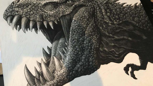 Ricardo Martínez, cuarenta años de ilustraciones salvajes