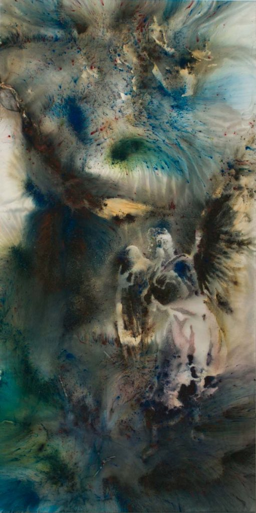 Cai guo qiang el pintor de la p lvora se inspira en los - Busco trabajo de pintor en madrid ...