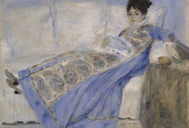 Renoir: el impresionismo táctil