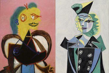 El retrato según Picasso: intimidad y libertad absoluta