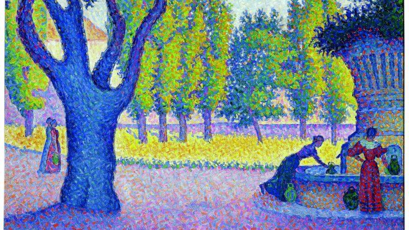 Tiempos convulsos: el neoimpresionismo, el simbolismo y los nabis