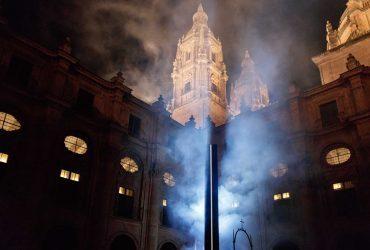 Luz y arte en las noches de Salamanca