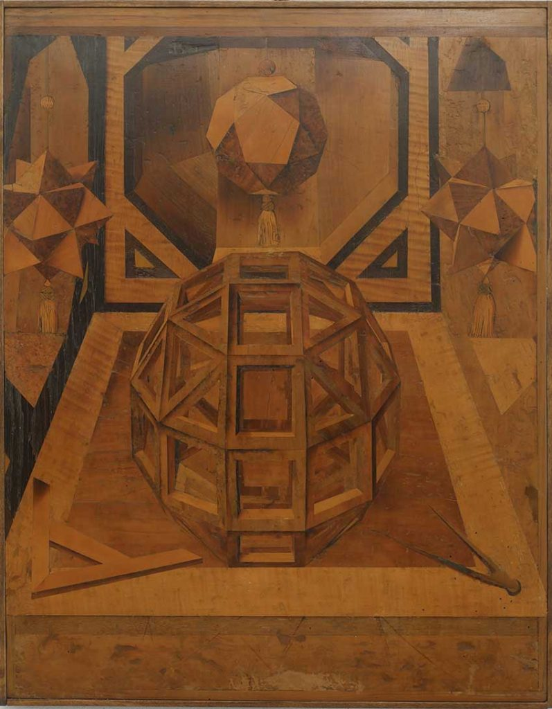 Luca Pacioli y la divina proporción Artes & contextos 5