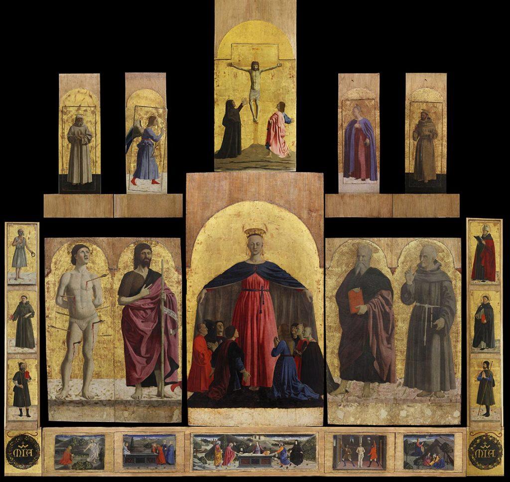 Luca Pacioli y la divina proporción Artes & contextos 7