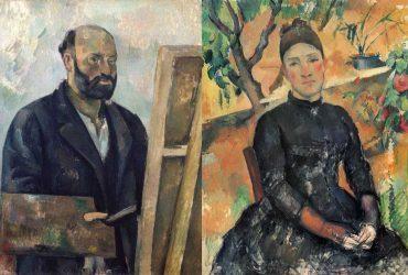 Paul Cézanne: su faceta más humana