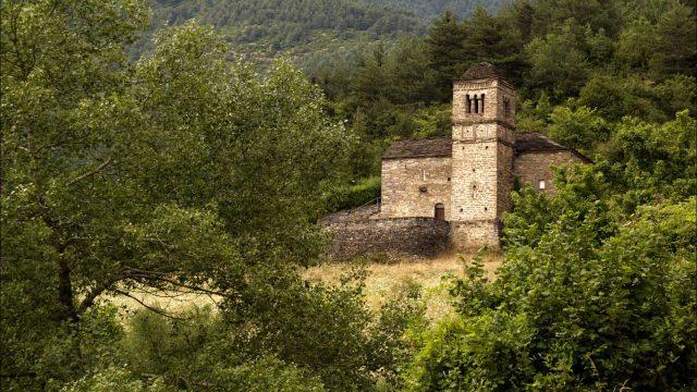 Las iglesias del Serrablo: crisol de formas
