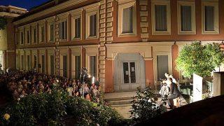 Flamenco joven en las Noches del Museo Lázaro Galdiano