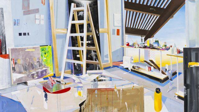 Alfonso Albacete: metapintura o pintura que trata del pintar
