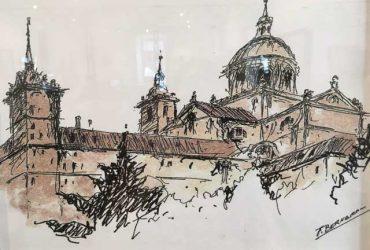 Félix Bernardino: la esencia arquitectónica de San Lorenzo de El Escorial