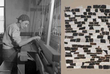 Anni Albers: tejidos pictóricos