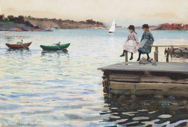 Anders Zorn: el pintor del agua en movimiento