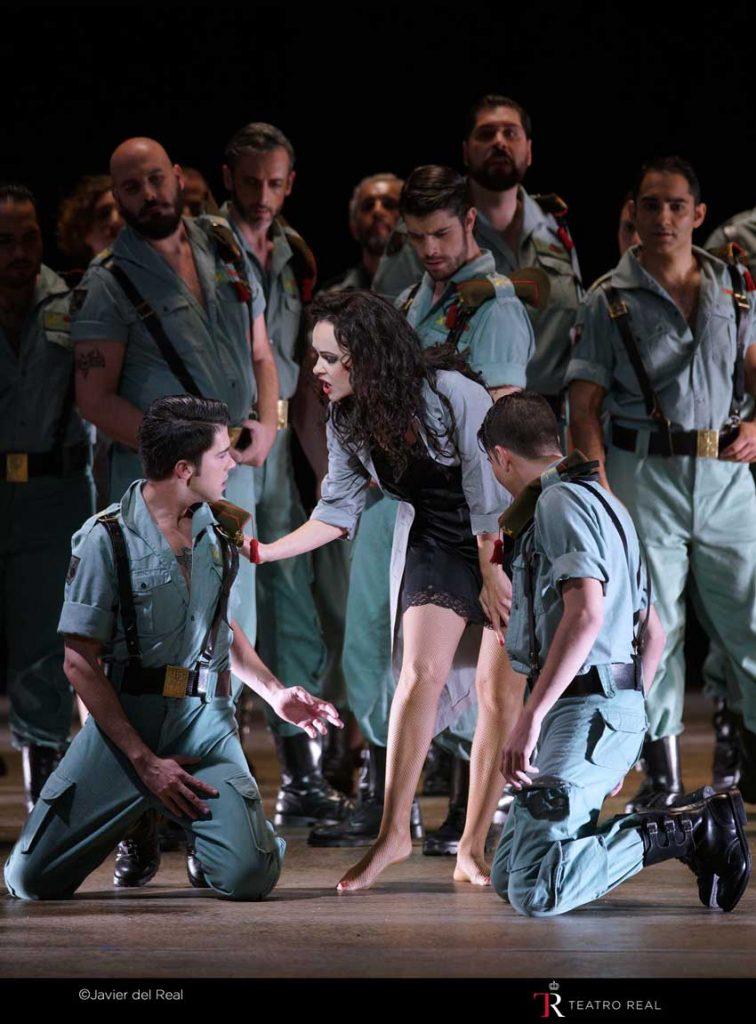 La Carmen más descarnada de Bizet vista por Calixto Bieito Artes & contextos Carmen 3714