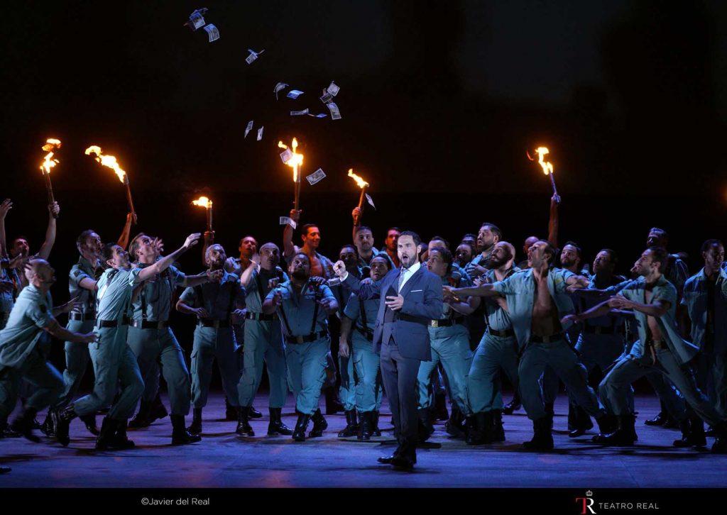 La Carmen más descarnada de Bizet vista por Calixto Bieito Artes & contextos Carmen 4410