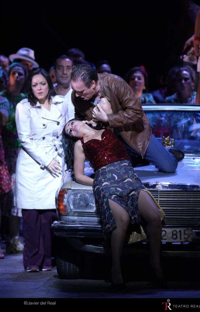 La Carmen más descarnada de Bizet vista por Calixto Bieito Artes & contextos Carmen 5212