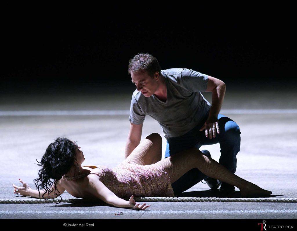 La Carmen más descarnada de Bizet vista por Calixto Bieito Artes & contextos Carmen 5567