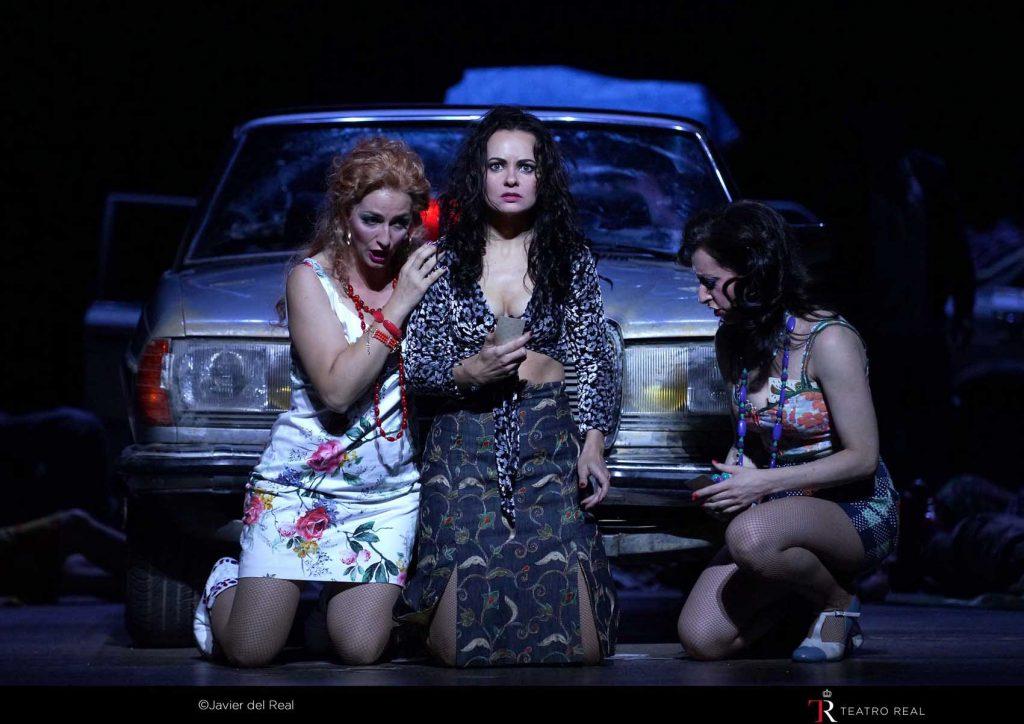 La Carmen más descarnada de Bizet vista por Calixto Bieito Artes & contextos Carmen 6273