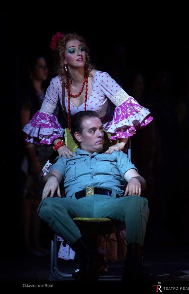 La Carmen más descarnada de Bizet vista por Calixto Bieito Artes & contextos Carmen 7267