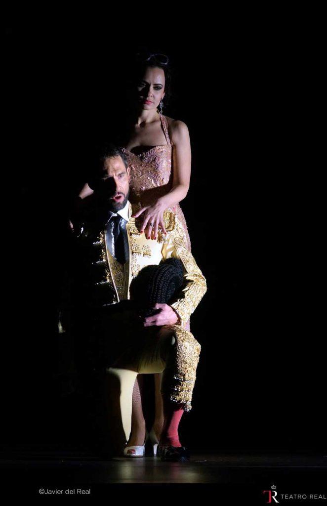 La Carmen más descarnada de Bizet vista por Calixto Bieito Artes & contextos Carmen 7794