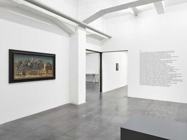 ¿Estética o lectura politizada? Artes & contextos Installation view of The Absent Museum. Photo Kristien Daem