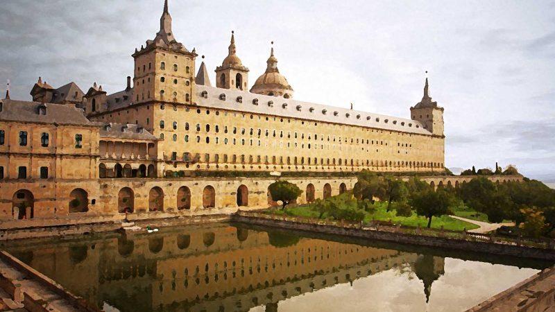 El arte toma las calles de San Lorenzo de El Escorial
