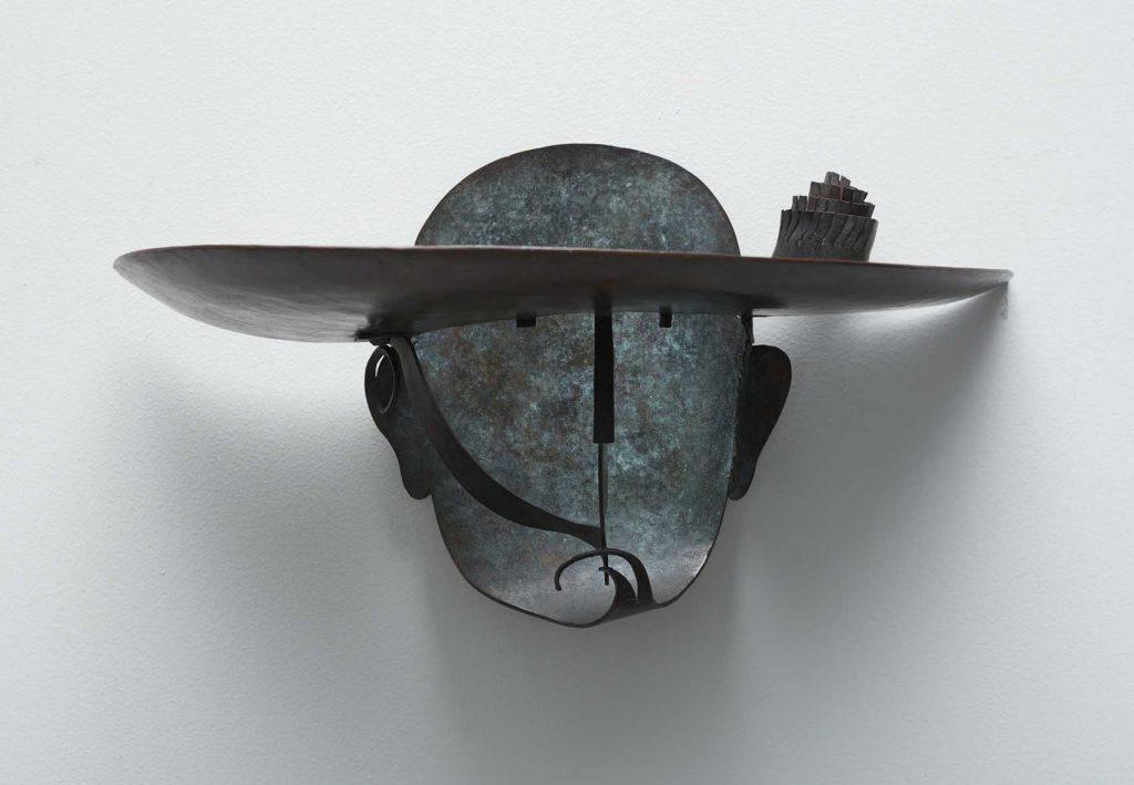 Pablo Gargallo: rostros esculpidos en chapa de plomo Artes & contextos Mascara de picador