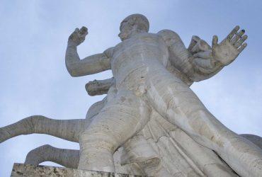 EUR42: el Foro romano del siglo XXI o la arquitectura del Novecento