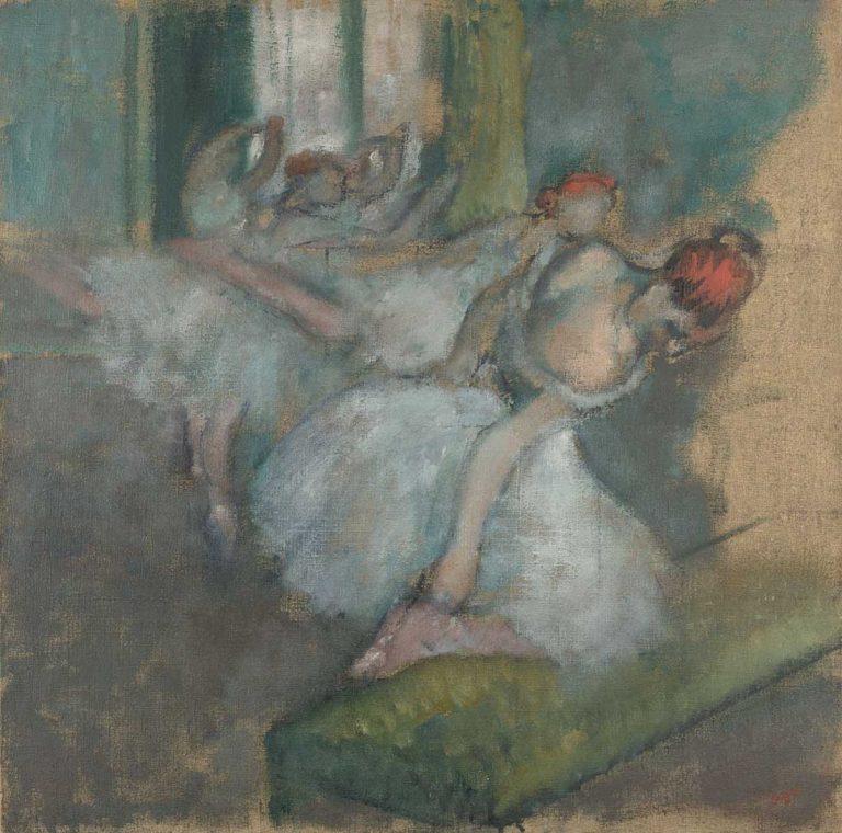 Degas y su fascinación por el mundo íntimo de las mujeres Artes & contextos BAILARINAS POSTURAS