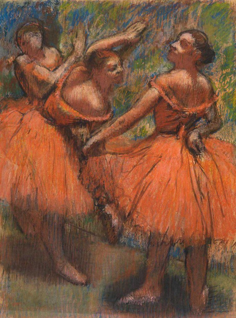 Degas y su fascinación por el mundo íntimo de las mujeres Artes & contextos BALLET3