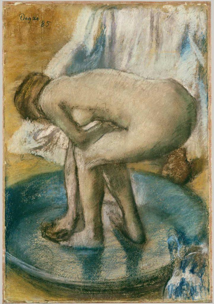 Degas y su fascinación por el mundo íntimo de las mujeres Artes & contextos MUJERES BA%C3%91O2